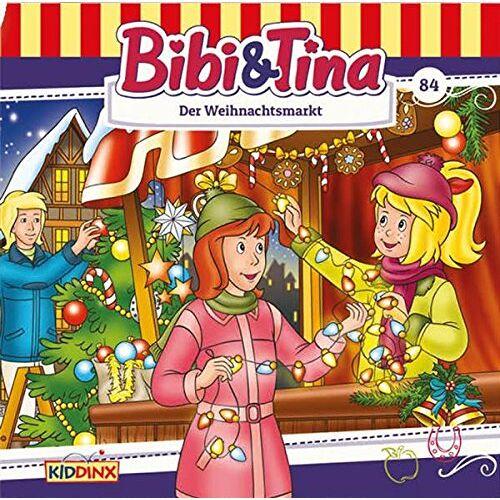 Bibi & Tina - Folge 84: Der Weihnachtsmarkt - Preis vom 06.03.2021 05:55:44 h