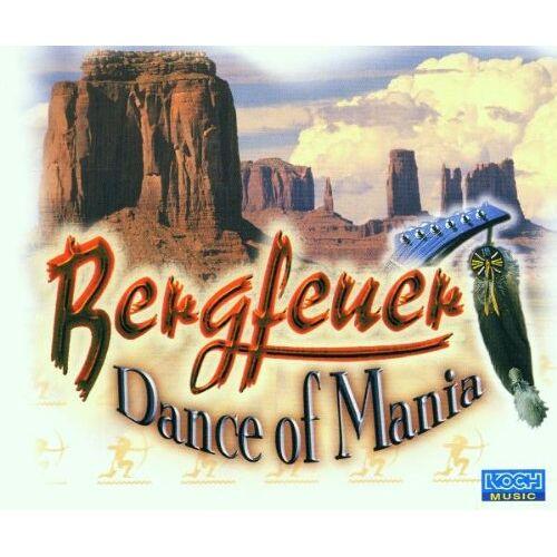 Bergfeuer - Dance of Mania - Preis vom 14.01.2021 05:56:14 h