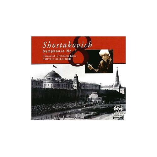 Gürzenich-Orch.Köln - Sinfonie 8 C-Moll Op.65 - Preis vom 21.04.2021 04:48:01 h