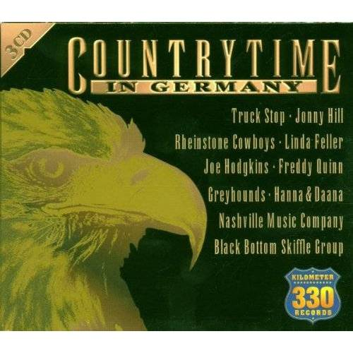 Various - Countrytime in Germany - Preis vom 07.05.2021 04:52:30 h