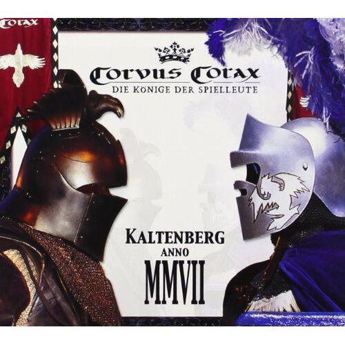 Corvus Corax - Kaltenberg anno MMVII - Preis vom 15.01.2021 06:07:28 h