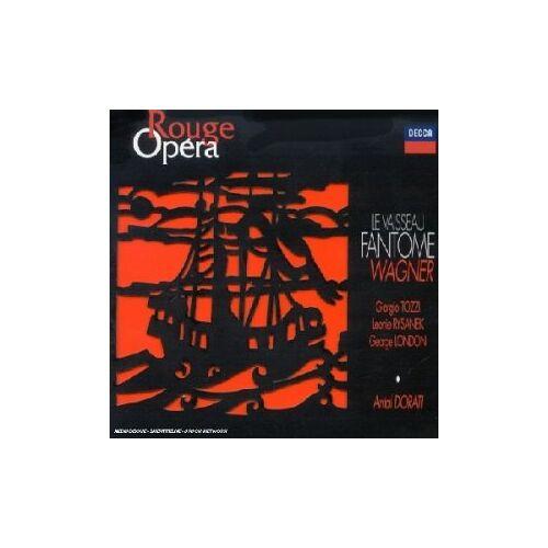 Rouge Opera - Fliegende Hollaender - Preis vom 25.05.2020 05:02:06 h