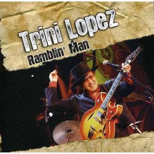 Trini Lopez - Ramblin Man - Preis vom 18.04.2021 04:52:10 h