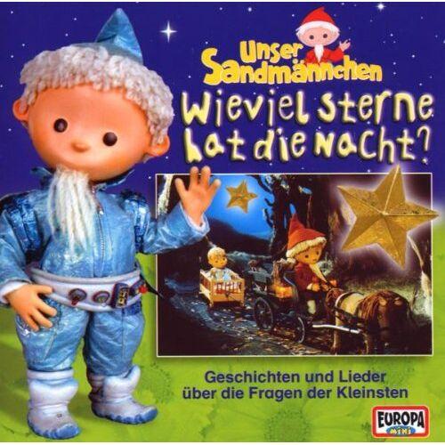 Unser Sandmännchen - Wieviel Sterne Hat Die Nacht? - Preis vom 09.05.2021 04:52:39 h