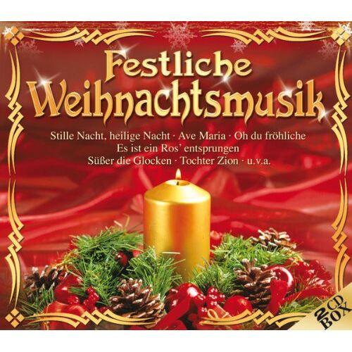 Various - Festliche Weihnachtsmusik - Preis vom 20.10.2020 04:55:35 h