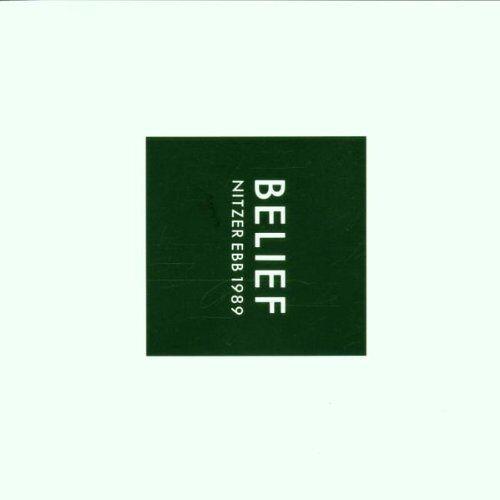 Nitzer Ebb - BELIEF - Preis vom 21.04.2021 04:48:01 h