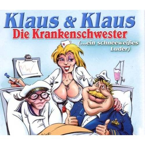 Klaus & Klaus - Die Krankenschwester - Preis vom 13.05.2021 04:51:36 h