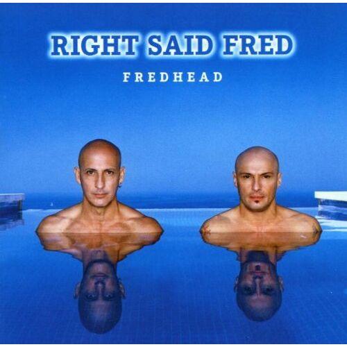 Right Said Fred - Fredhead - Preis vom 28.02.2021 06:03:40 h