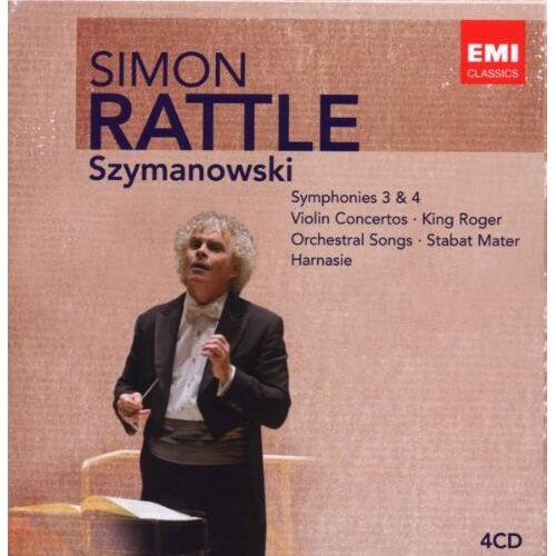Simon Rattle - Szymanowski-Box - Preis vom 20.10.2020 04:55:35 h