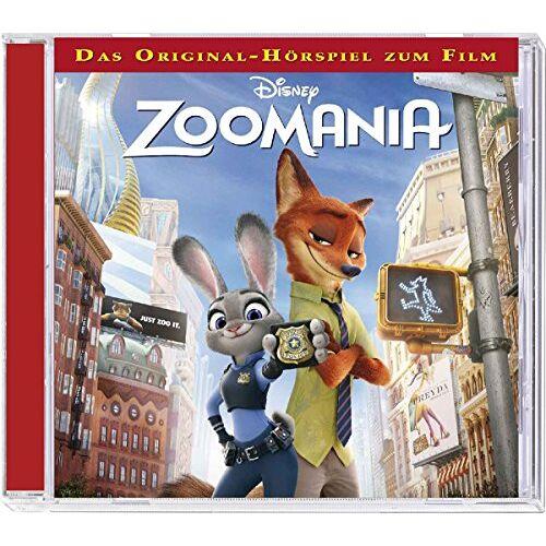Disney Zoomania - Preis vom 25.02.2021 06:08:03 h