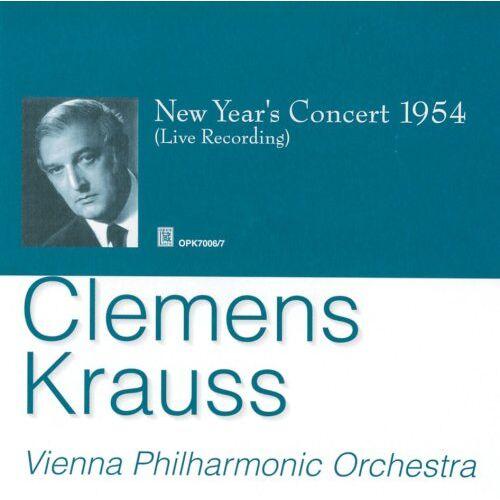 Clemens Krauss - Krauss : New Year's Concert 1954 - Preis vom 17.01.2021 06:05:38 h