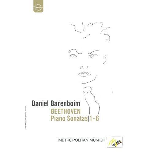 Daniel Barenboim - Beethoven: Klaviersonaten 1-6 Daniel Barenboim - Preis vom 17.10.2019 05:09:48 h