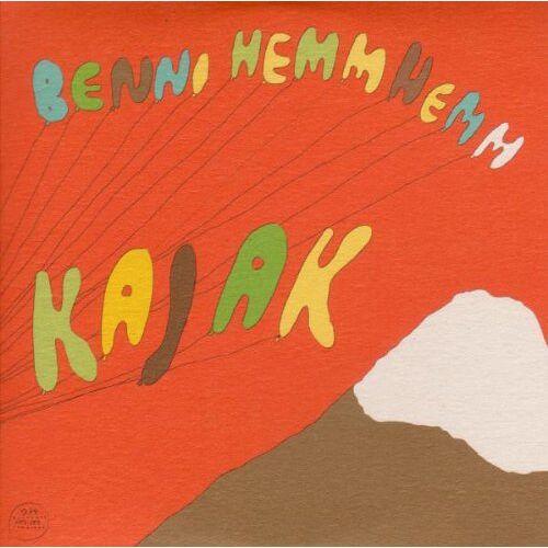 Benni Hemm Hemm - Kajak - Preis vom 12.05.2021 04:50:50 h