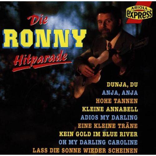 Ronny - Die Ronny-Hitparade - Preis vom 20.10.2020 04:55:35 h