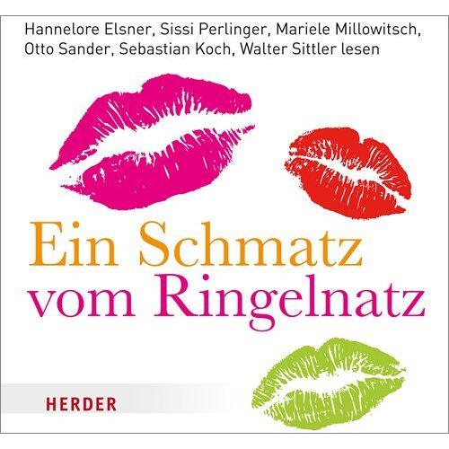 Joachim Ringelnatz - Ein Schmatz vom Ringelnatz - Preis vom 07.03.2021 06:00:26 h