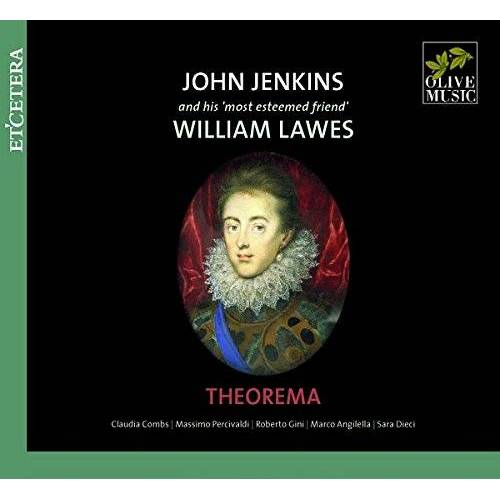 Theorema - John Jenkins And His Most Esteemed - Preis vom 20.10.2020 04:55:35 h