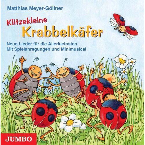 Matthias Meyer-Göllner - Klitzekleine Krabbelkäfer - Preis vom 25.02.2021 06:08:03 h