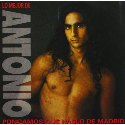 Antonio Flores - Lo Mejor de Antonio - Preis vom 03.12.2020 05:57:36 h