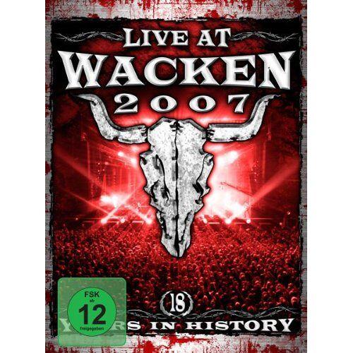 - Wacken 2007 - Live At Wacken Open Air - Special Edition [2 DVDs] - Preis vom 20.10.2020 04:55:35 h