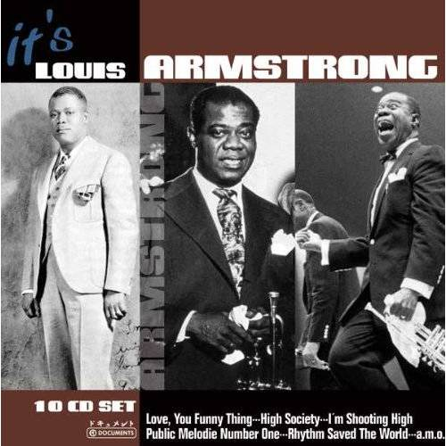 Louis Armstrong - It'S Louis Armstrong-Wallet - Preis vom 14.04.2021 04:53:30 h
