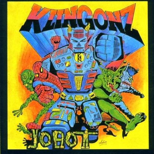Klingonz - Jobot - Preis vom 20.10.2020 04:55:35 h