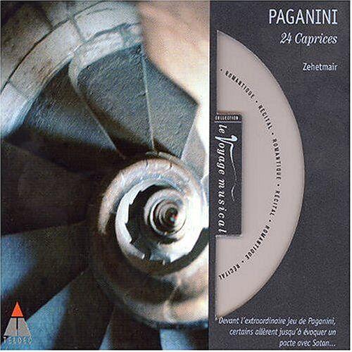 Zehetmair - Capricci Op.1 - Preis vom 17.04.2021 04:51:59 h