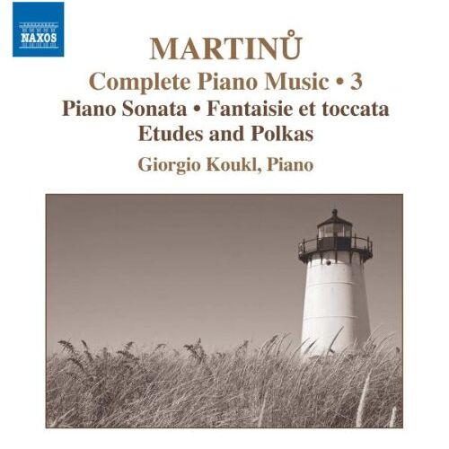 Giorgio Koukl - Klaviermusik Vol.3 - Preis vom 28.03.2020 05:56:53 h