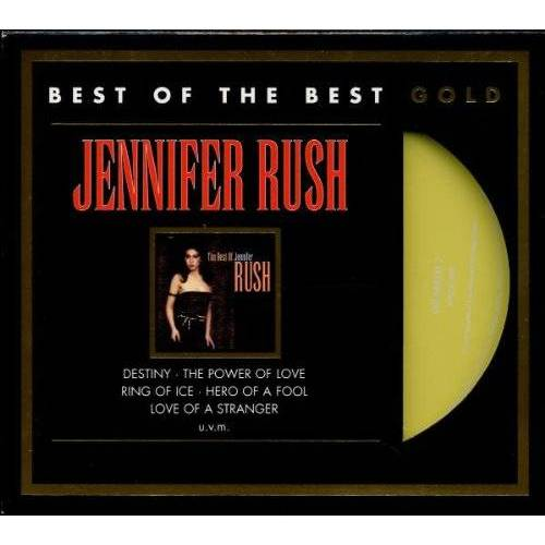 Jennifer Rush - The Best Of Jennifer Rush (Gold) - Preis vom 20.10.2020 04:55:35 h