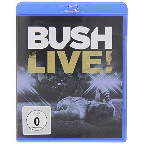 - Bush - Live [Blu-ray] - Preis vom 13.02.2020 06:03:59 h