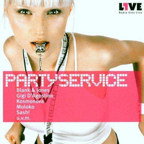 Various - Partyservice Vol.1 - Preis vom 21.10.2020 04:49:09 h
