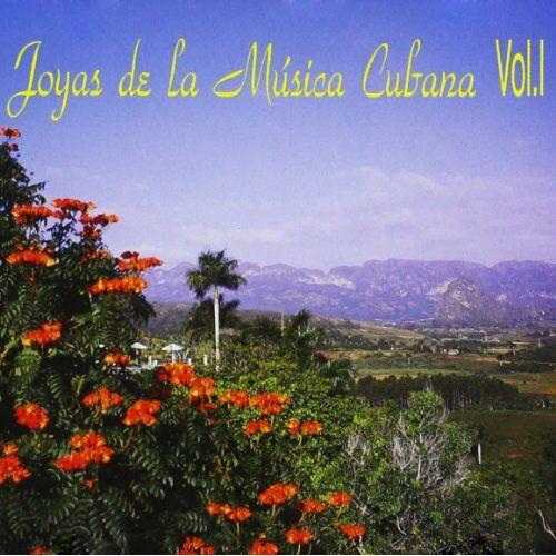 Joyas de la Musica Cubana - Vol.1-Joyas de la Musica Cuban - Preis vom 20.10.2020 04:55:35 h