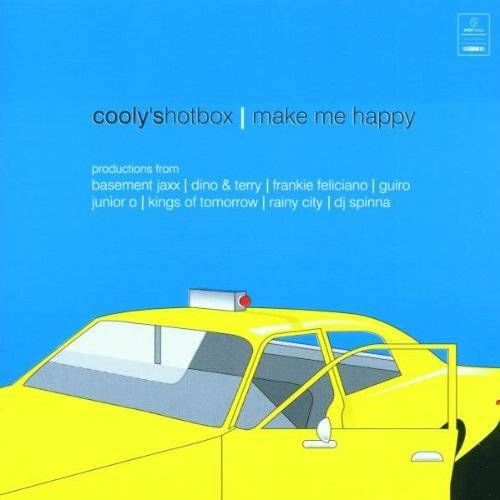 Cooly'S Hotbox - Make Me Happy - Preis vom 21.10.2020 04:49:09 h