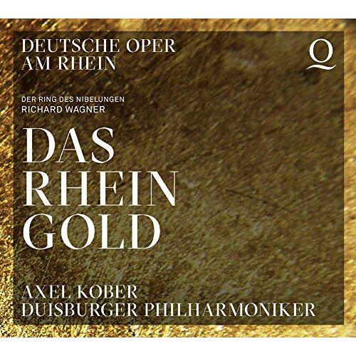 Axel Kober - Das Rheingold - Preis vom 24.02.2021 06:00:20 h