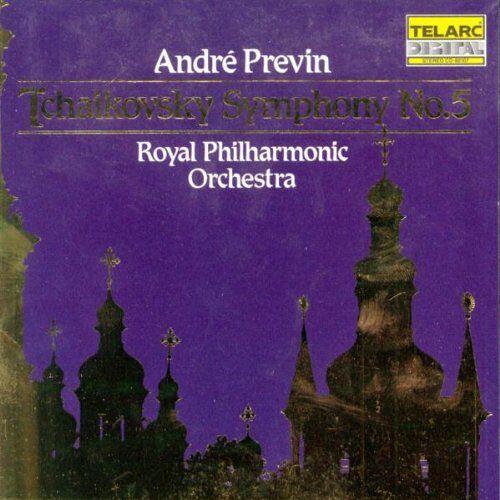 Tschaikowsky, Peter Iljitsch - Tschaikowsky: Sinfonie 5 Previn - Preis vom 17.04.2021 04:51:59 h