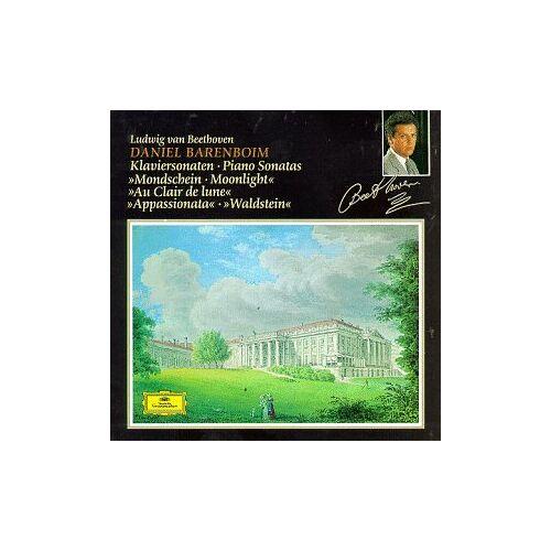 Barenboim - Beethoven:Piano Sonatas 14,21,23 - Preis vom 07.05.2021 04:52:30 h