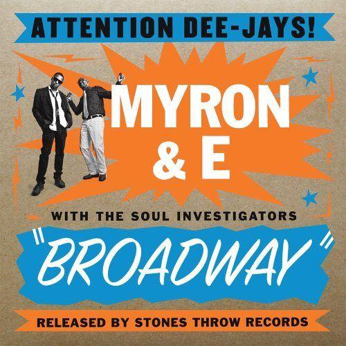 Myron & E - Broadway - Preis vom 03.05.2021 04:57:00 h
