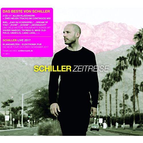 Schiller - Zeitreise - Das Beste von Schiller (Limited Deluxe Edition) - Preis vom 16.05.2021 04:43:40 h