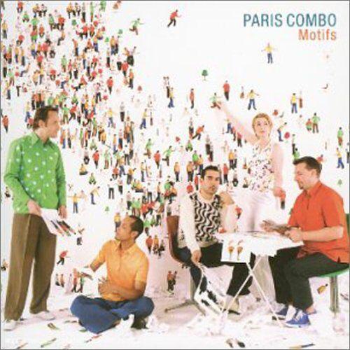 Paris Combo - Motifs (inclus 1 DVD) - Preis vom 09.05.2021 04:52:39 h
