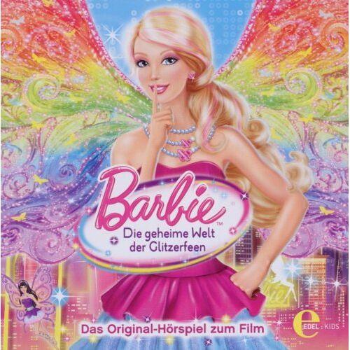 Barbie - Die Geheime Welt Der Glitzerfeen Hsp Z.Film - Preis vom 25.02.2021 06:08:03 h