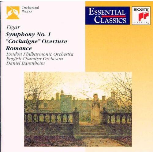 d. Barenboim - Elgar Sinfonie 1 Barenboim - Preis vom 01.06.2020 05:03:22 h