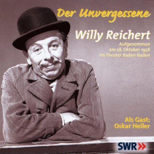 Willi Reichert - Der Unvergessene-Komiker,Kabarettist,Sänger&Komödi - Preis vom 07.05.2021 04:52:30 h