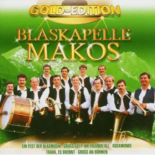 Blaskapelle Makos - Gold-Edition - Preis vom 15.05.2021 04:43:31 h