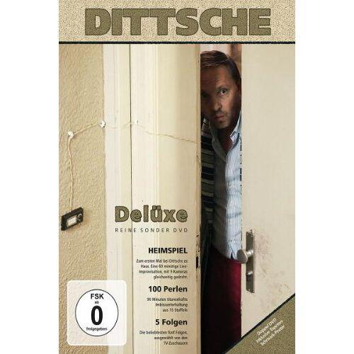 Olli Dittrich - Dittsche: Dittsche Delüxe - Reine Sonder DVD - Preis vom 06.05.2021 04:54:26 h