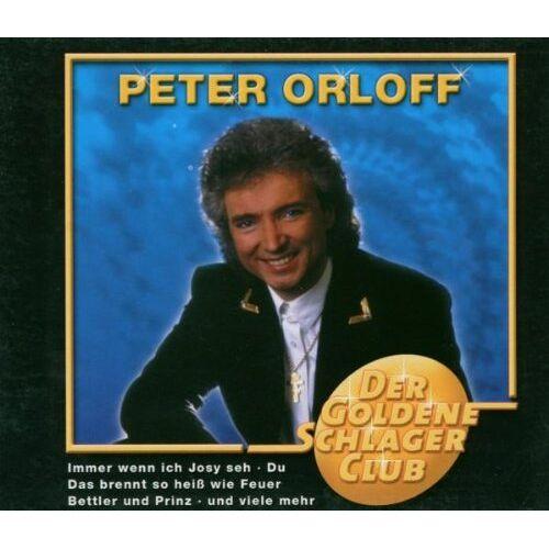 Peter Orloff - Der Goldene Schlager Club - Preis vom 20.10.2020 04:55:35 h