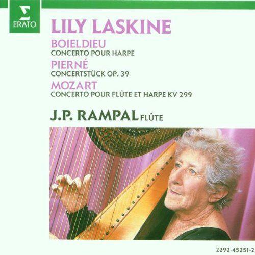 Lily Laskine - Konzerte - Preis vom 12.04.2021 04:50:28 h