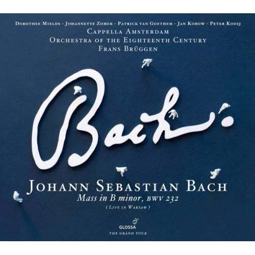 Brüggen - Bach: H-Moll-Messe - Preis vom 04.10.2020 04:46:22 h