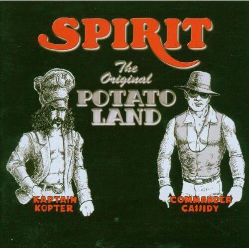 Spirit - Potato Land - Preis vom 22.10.2020 04:52:23 h