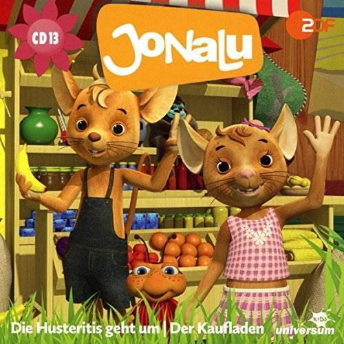 Jonalu - JoNaLu-CD 13 - Preis vom 19.01.2021 06:03:31 h