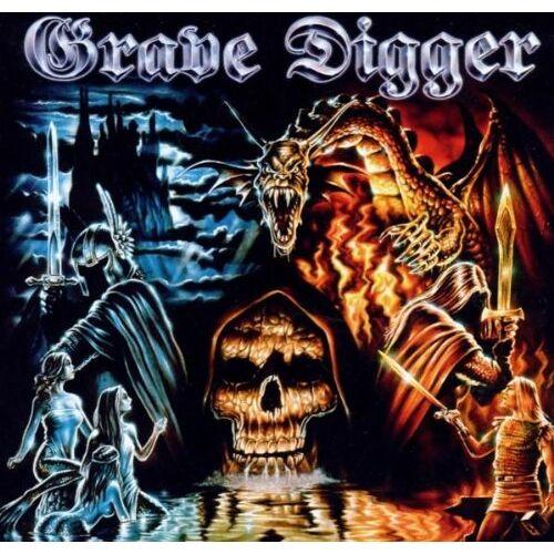 Grave Digger - Rheingold - Preis vom 18.04.2021 04:52:10 h