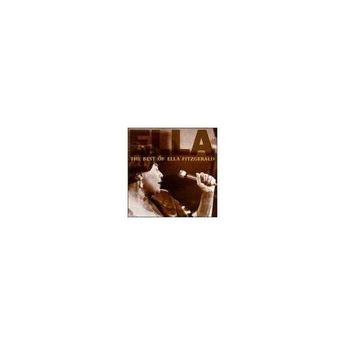 Ella Fitzgerald - Best of Ella Fitzgerald - Preis vom 18.04.2021 04:52:10 h